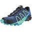 Salomon Speedcross 4 Trailrunning Shoes Women slateblue/spa blue/fresh green